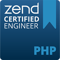 Logo Zend Certified Engineer